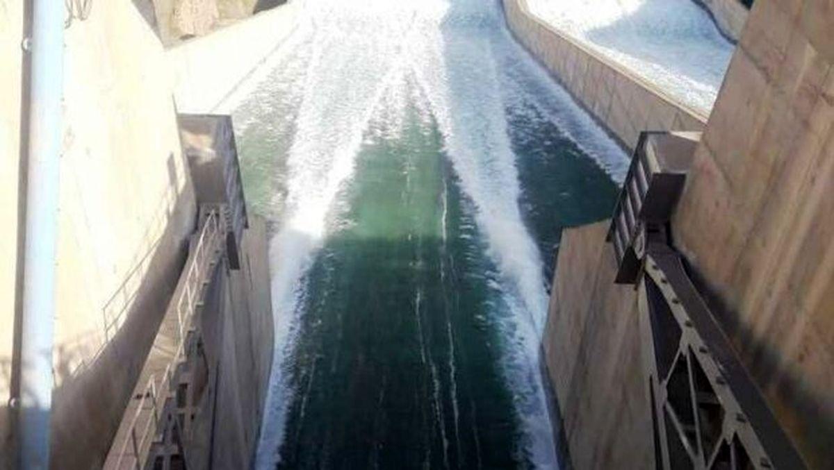 کاهش ۴۷ درصدی ورودی آب به سدها