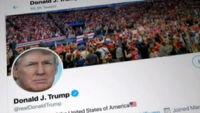صدای دونالد ترامپ در فضای مجازی خاموش شد