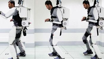 آیا سیستم رباتیک میتواند به کمک افراد فلج بیاید؟ +فیلم
