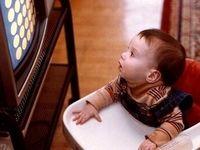 کودک زیر ۱۸ماه دارید؟ تلویزیون را خاموش کنید!