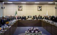 آیتالله جنتی امروز رئیس مجمع تشخیص مصلحت شد +عکس