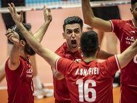 صعود تیم ملی والیبال ایران به فینال لیگ ملتها +عکس