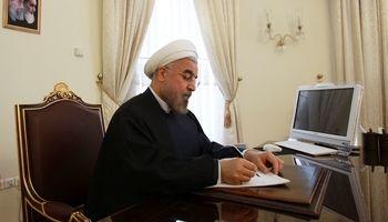روحانی قهرمانی تیم ملی وزنه برداری را تبریک گفت