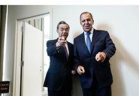 رایزنی وزرای خارجه چین و روسیه درباره برجام