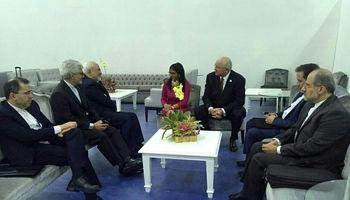 دیدار دوبارۀ ظریف با وزیر خارجه ونزوئلا