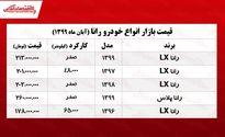 رانا را در بازار چند میفروشند؟ +جدول