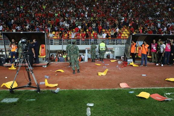جزییات حکم کمیته اخلاق درباره حواشی فینال جام حذفی