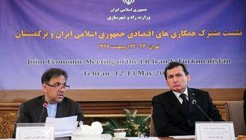 زمان آغاز پروازهوایی بین ایران و ترکمنستان تعیین شود/ ظرفیت ترانزیت ریلی بین ایران و ترکمنستان چندین برابر است
