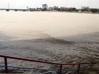 سیلاب همچنان خوزستان را تهدید میکند/ نیروگاه رامین در محاصره آب