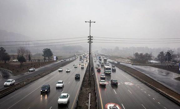 نکاتی برای رانندگی ایمن در هوای بارانی