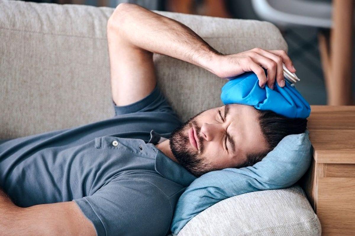 ۱۰ درمان طبیعی برای تسکین  سردرد + عکس