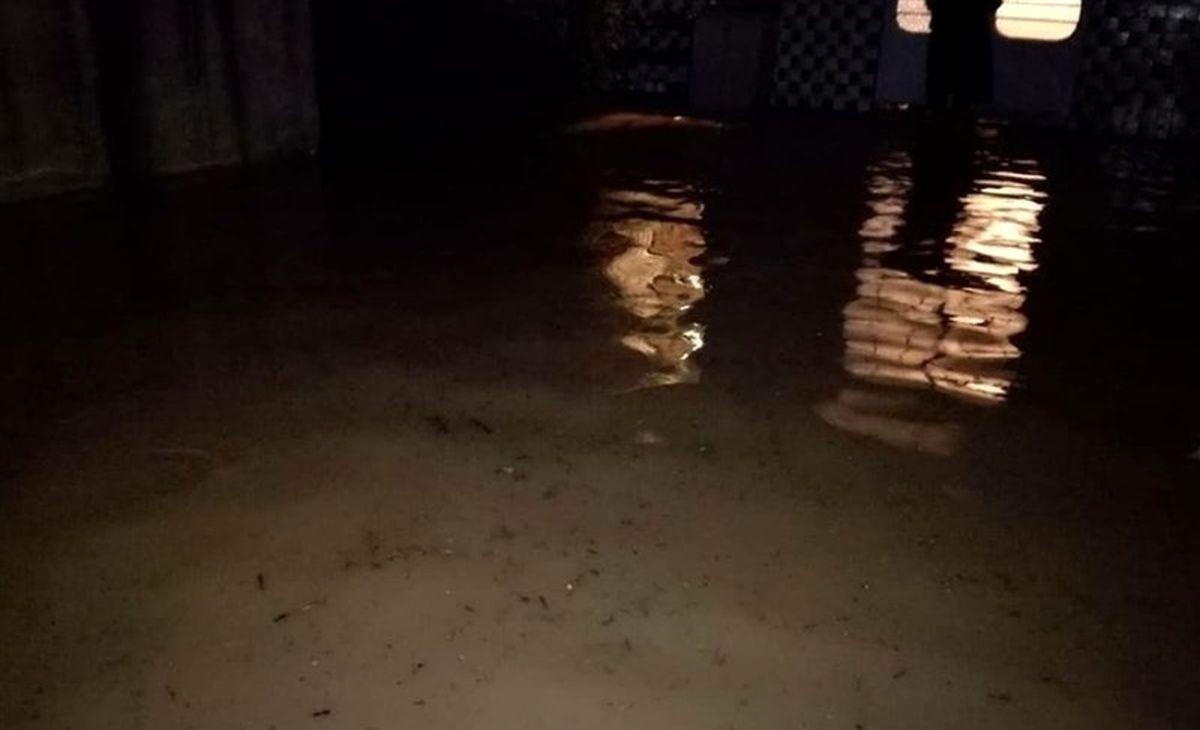 سیلاب در پلدختر فروکش کرد