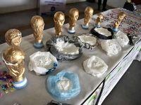 کشف مخدر در مجسمههای جام جهانی فوتبال در آرژانتین