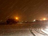 پروازهای فرودگاه امام در حال حاضر متوقف است