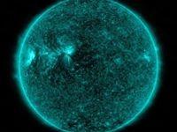 تصاویری متفاوت از خورشید