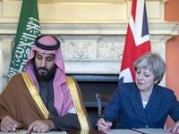 بیانیه مشترک ریاض و لندن: ایران رفتار خود را تغییر دهد