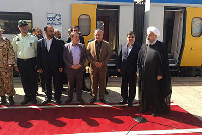 روحانی: دولت تدبیر و امید وفای به عهد دارد