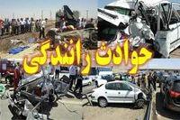 جزئیات سانحه رانندگی در کردستان
