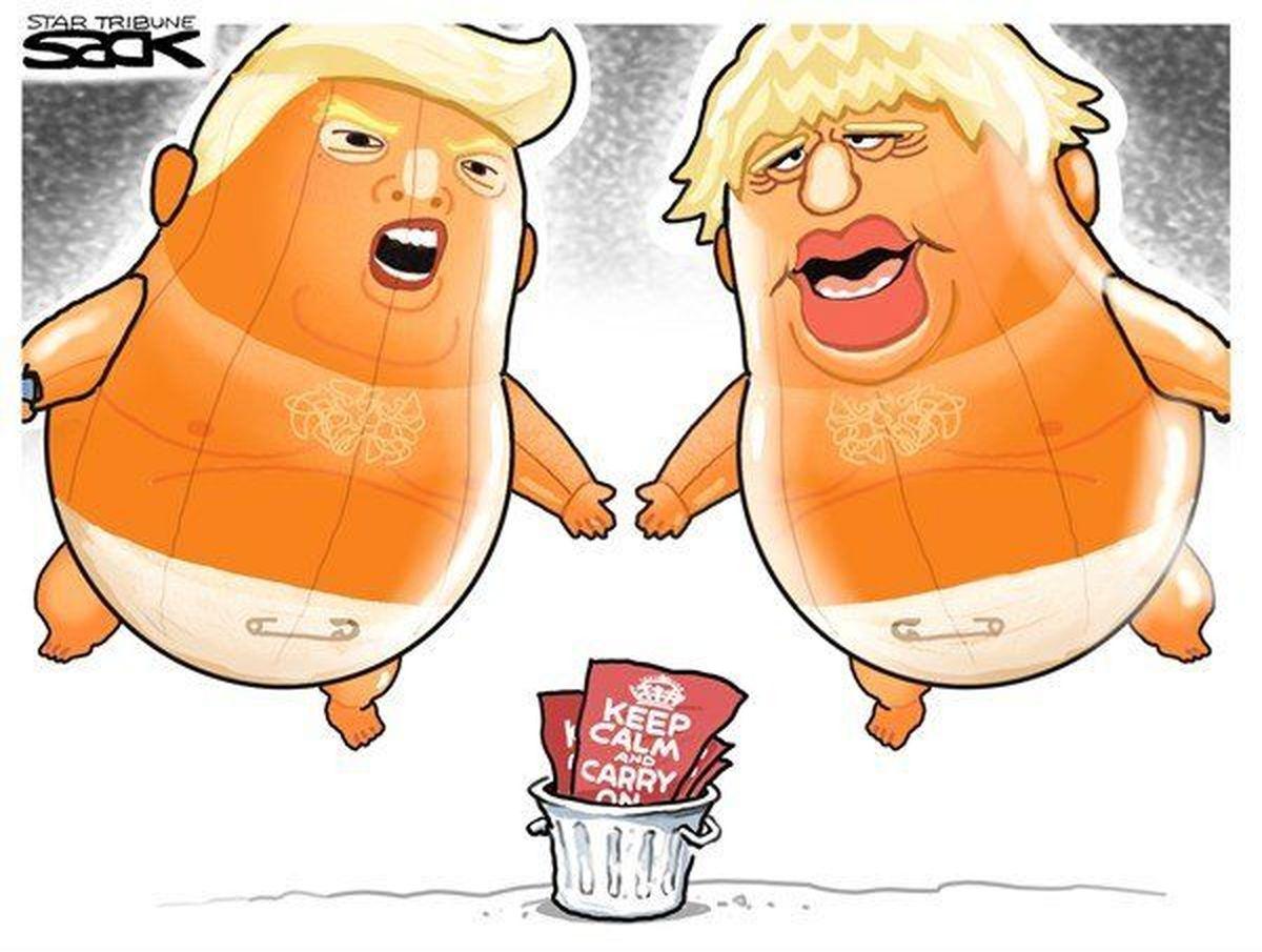 جدیدترین آرایش سیاسی جهان را ببینید!