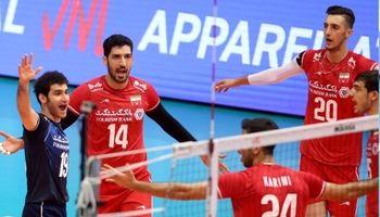 بلغارستان حریف جوانان والیبال ایران نشد