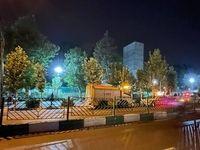 ببینید | نخستین فیلم از لحظات اولیه انفجار تهران؛ دود سفید در آسمان
