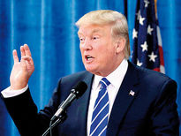 ترامپ: ما دولتی می خواهیم که فقط به مردم آمریکا پاسخگو باشد
