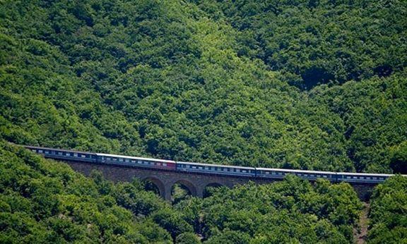راه آهن شمال دو خطه میشود