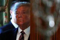 پرونده استیضاح ترامپ پشت درهای سنا