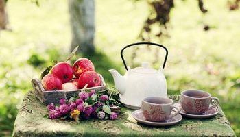 پیشگیری از سرطان و بیماری قلبی با سیب و چای!