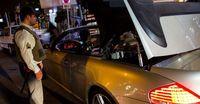 واکنش دادستانی به کورس اتومبیلرانی در آخر شب