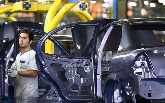 800 هزار دستگاه؛ تولید خودرو در سالجاری