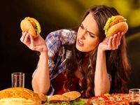 از کجا بفهمم پرخوری عصبی دارم؟
