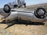 4کشته و زخمی در سقوط خودرو به داخل دره