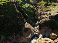 تصاویری زیبا از مخمل کوه در خرمآباد