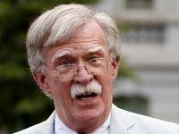 ابراز تمایل بولتون برای ازسرگیری فوری مذاکرات با کره شمالی