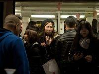 آزار جنسی زنان حتی در واگنهای جداگانه مترو!
