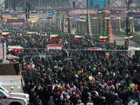 مسیرهای ۱۲گانه راهپیمایی ۲۲بهمن در تهران