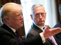 «ترامپ به فکر جایگزینی برای ماتیس است»