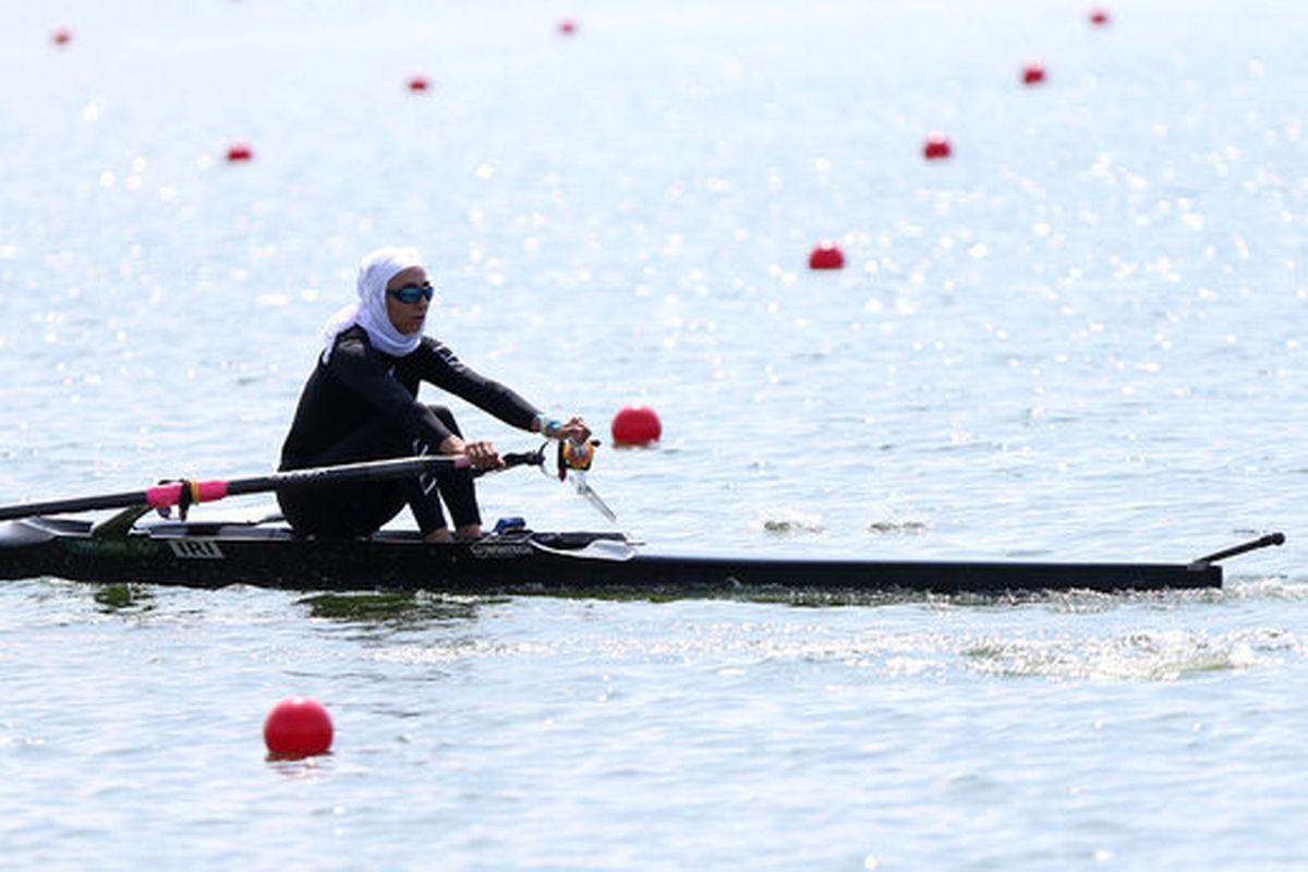 ملایی مدال المپیک را از دست داد