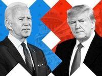 پیشتازی ٩درصدی بایدن از ترامپ، دو هفته به انتخابات آمریکا