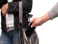 همکاری که با سرقت تلفن همراه قصد اخاذی را داشت
