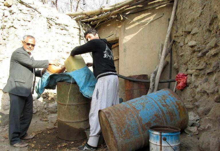 تقاضای زیاد نفت در پی وقوع زلزله در کرمان
