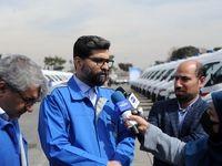 آمبولانسهای ایران خودرو دیزل آماده تحویل به ناوگان امدادی کشور