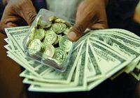 دلار ارزان و سکه گران شد