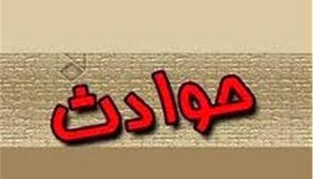 آتش گرفتن خودرو و مرگ ۳نفر در محور سپاهانشهر- شهر ابریشم