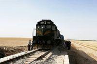 مرگ رئیس قطار باری در محور راه آهن زاگرس