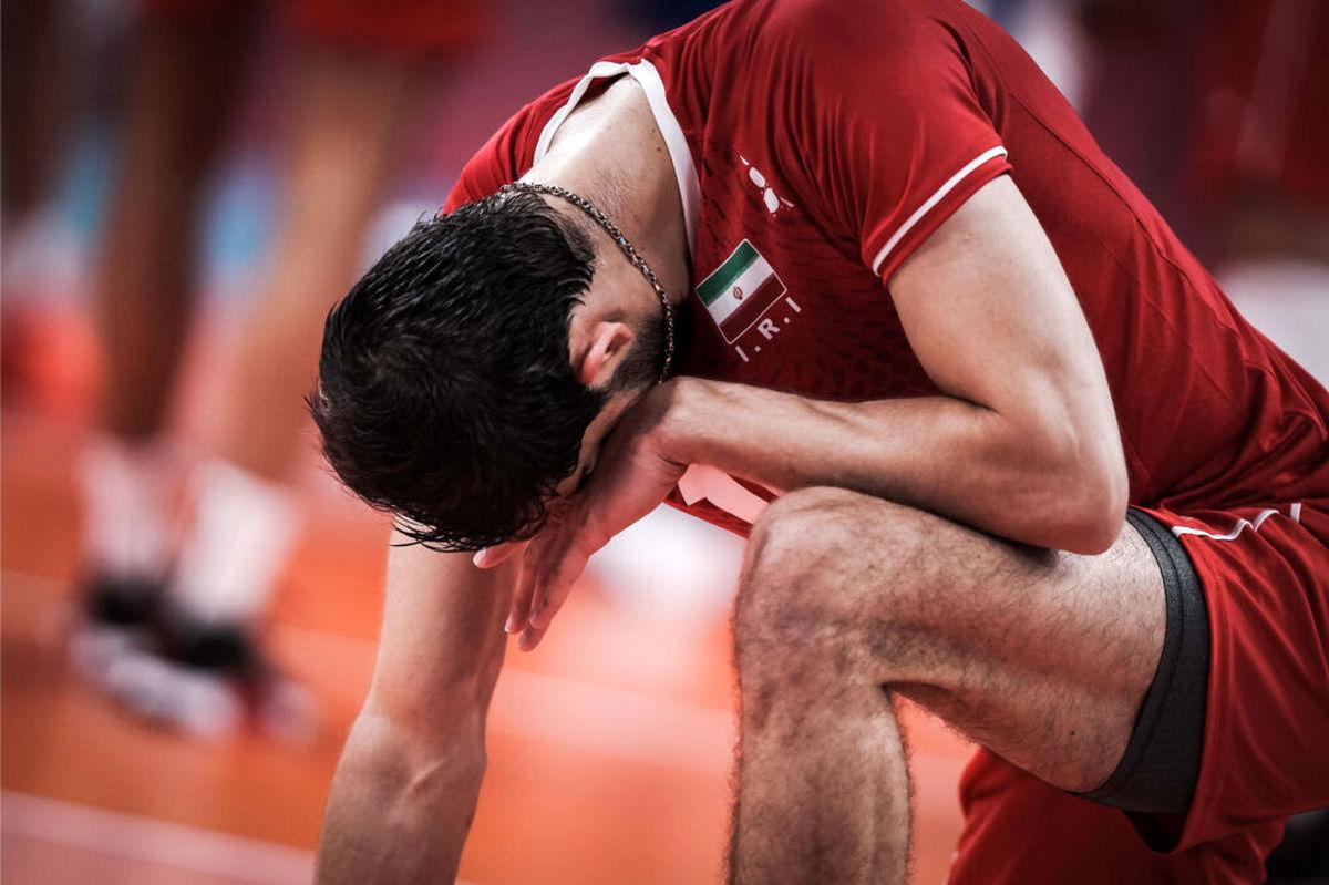والیبال ایران در رتبه دوازدهم ردهبندی جهانی ماندگار شد