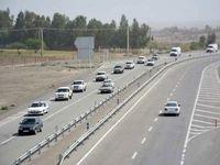 افزایش اندک تردد در جادهها