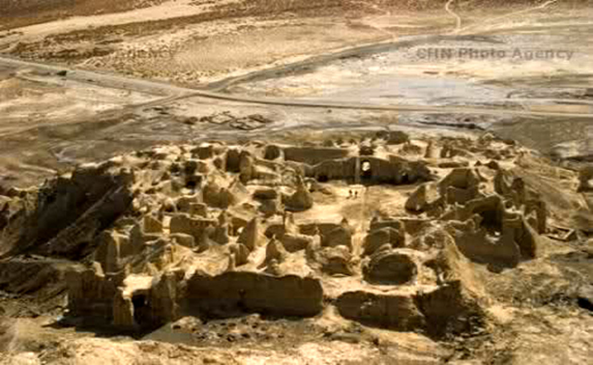کشف اسکلت پنج هزار ساله میمون در شهر سوخته 