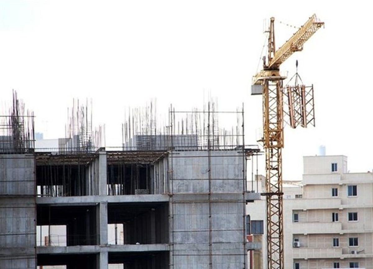 کاهش ۱۸درصدی ساخت و ساز